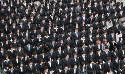 大学 入学式