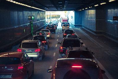 首都高速 渋滞